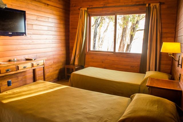 cabañas segundo dormitorio